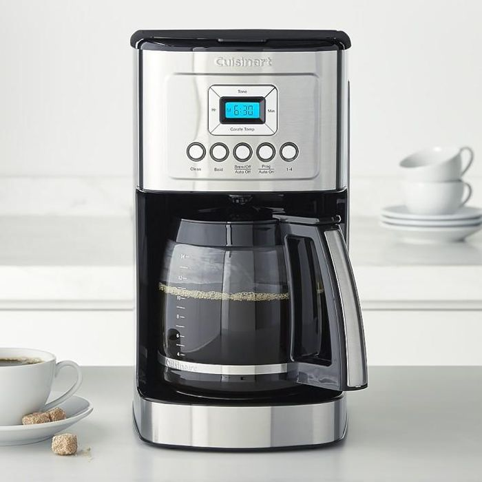 Cuisinart Perfect Temp 14-Cup Programmable Coffeemaker
