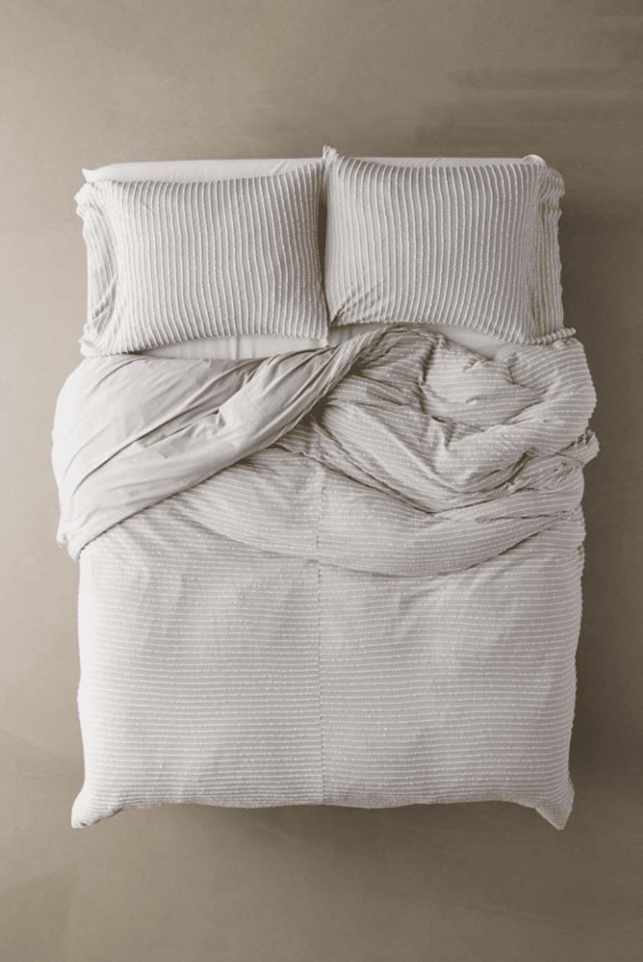 the best minimalist bedding for a