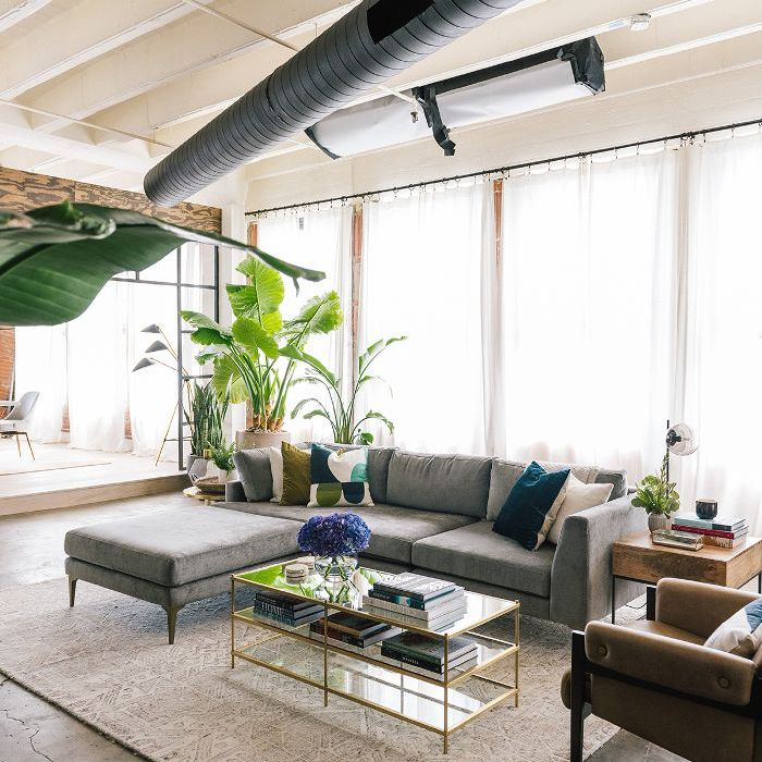 51 Modern Living Room Design From Talented Architects: The New Queer Eye Loft Is 100% Shoppable—and We Want It All