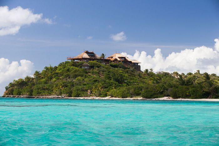 Islas privadas para alquilar - Necker Island, Islas Vírgenes Británicas