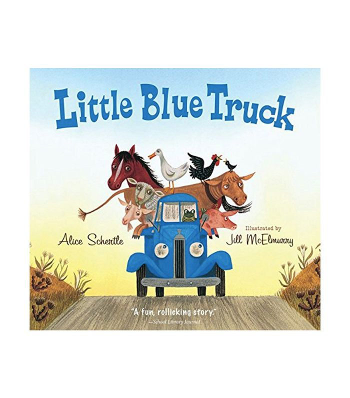 Alice Schertle Little Blue Truck