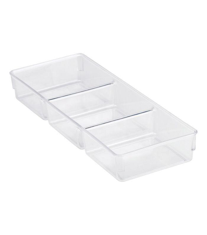 Room Essentials 3 Compartment Drawer Organizer