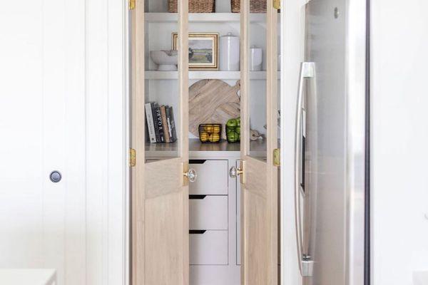 pantry door ideas glass hardware