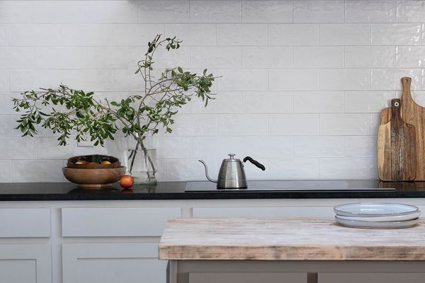 best kitchen ideas - large range and scale
