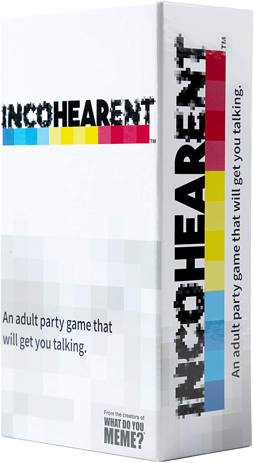 What Do You Meme? Incohearant Adult Party Game