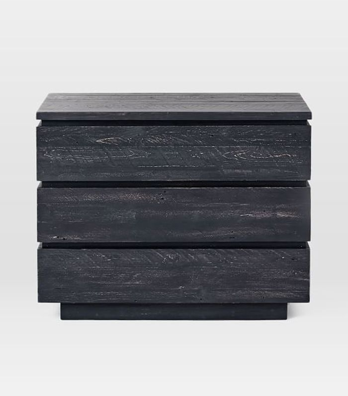 Emmerson(R) Modern Reclaimed Wood 3-Drawer Dresser