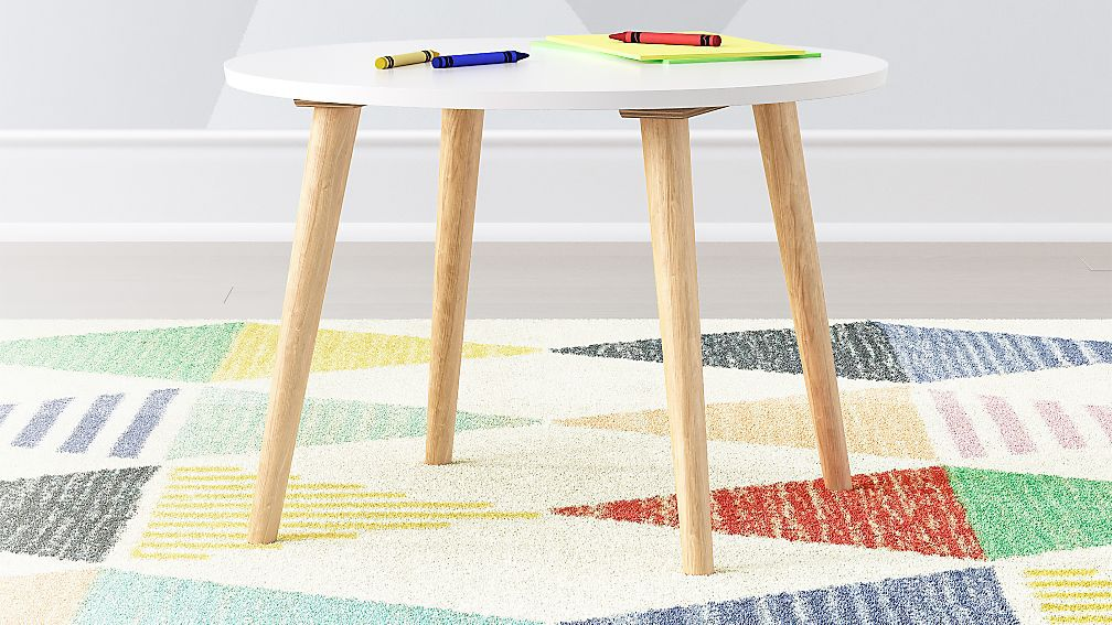 Pint Sized Toddler Play Table