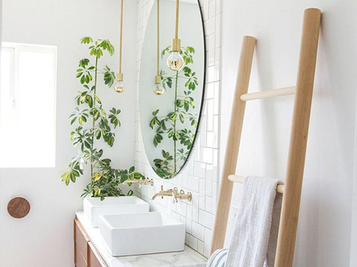 best ladder decor