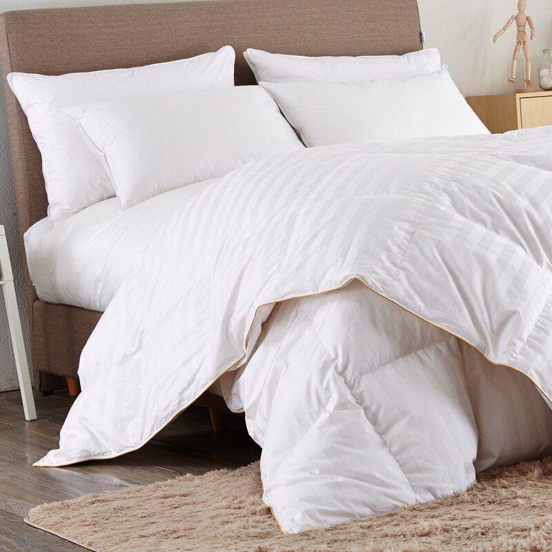 Alwyn Home All Season Goose Down Comforter