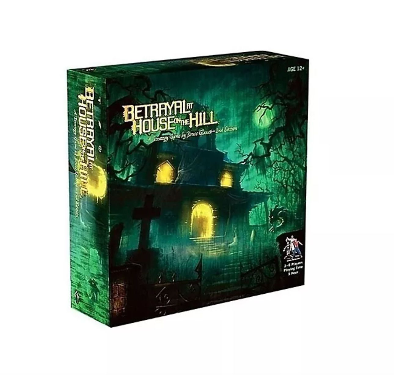 Avalon Hill Betrayal at House on the Hill Strategy Game