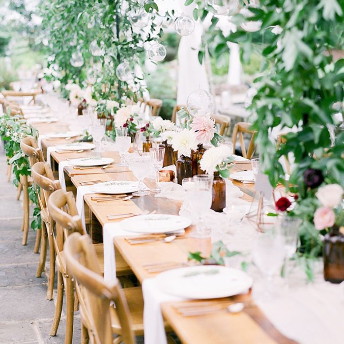 Wedding Table Decorations: Wedding Table Decorations We're Currently Coveting