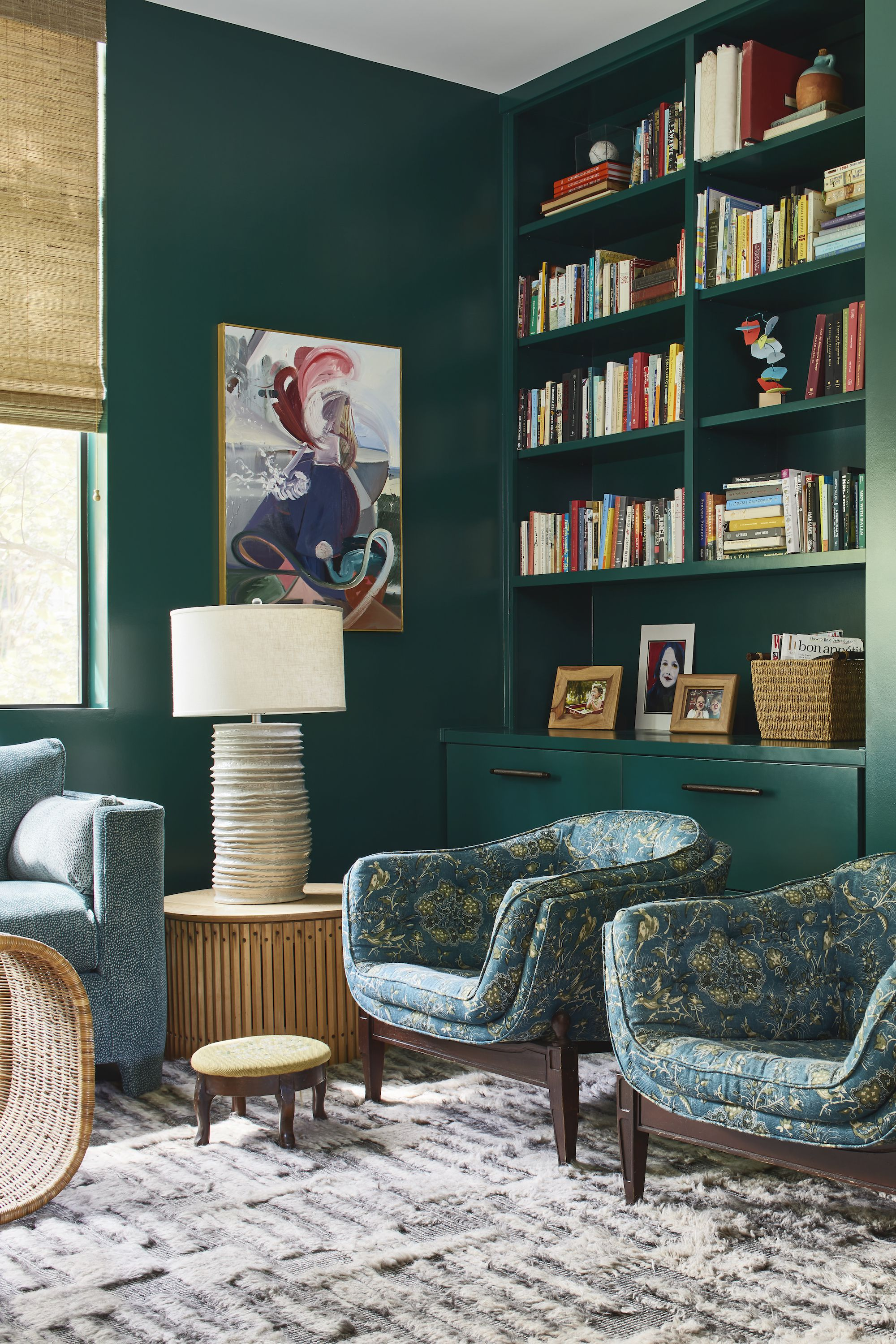 Interior Designers Love These 15 Blue Green Paint Colors