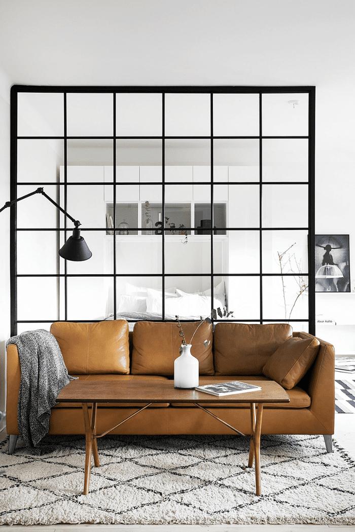 Swedish living room—IKEA