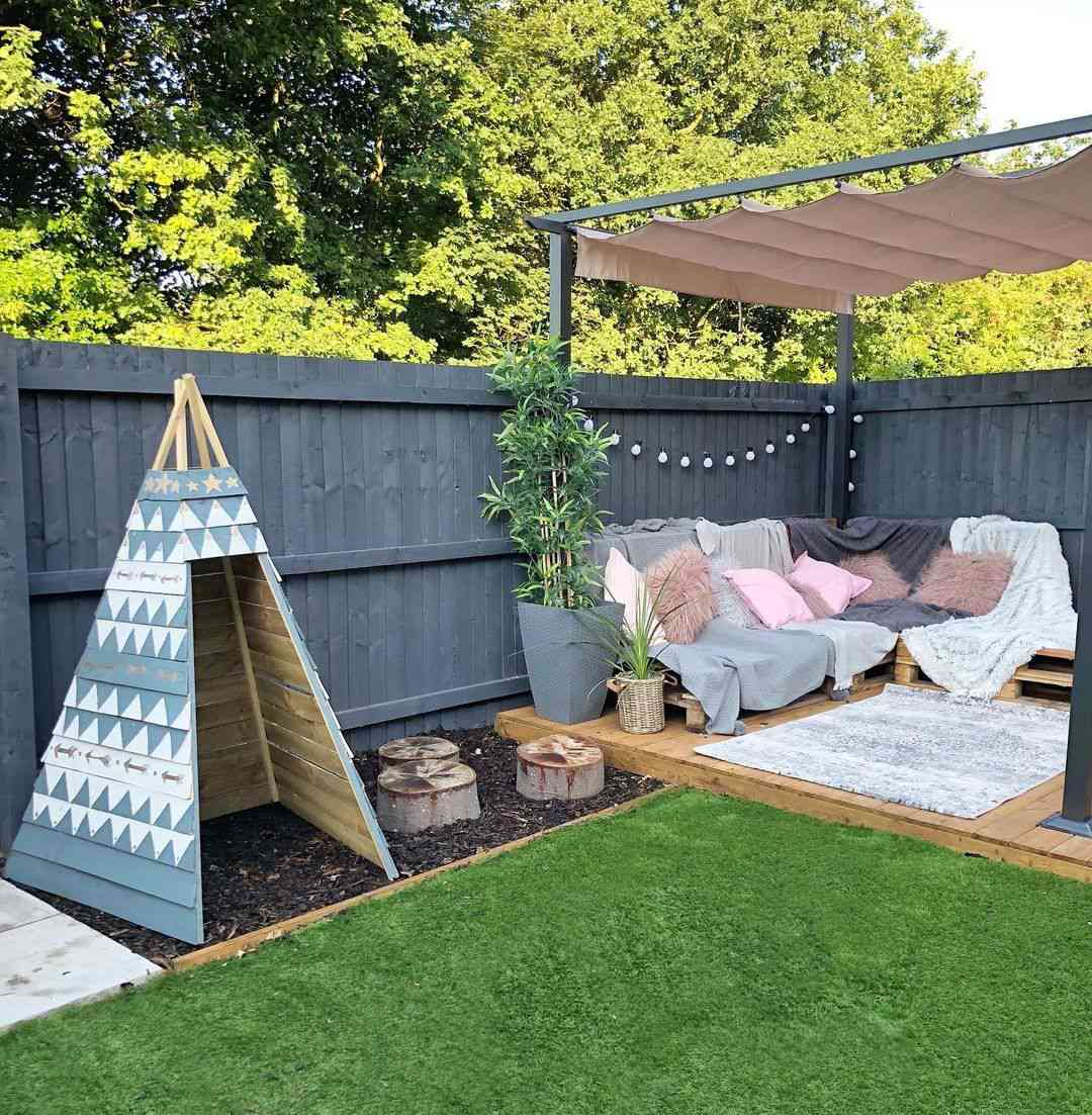 outdoor party decorations kids