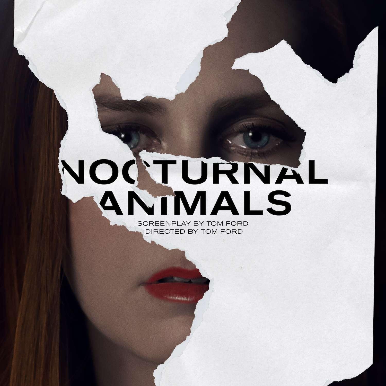Nocturnal Animals movie poster.