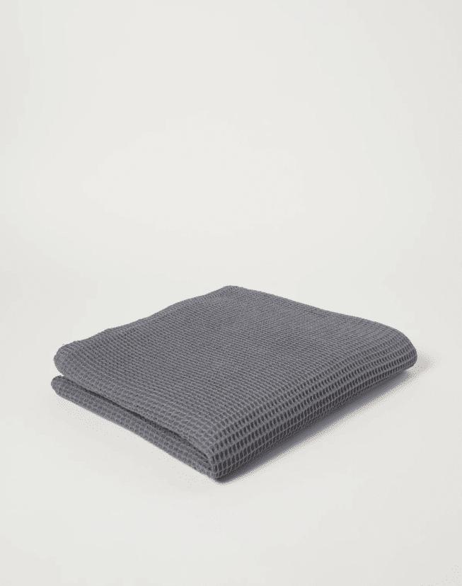 ettitude Organic Bamboo Lyocell Waffle Bath Towel