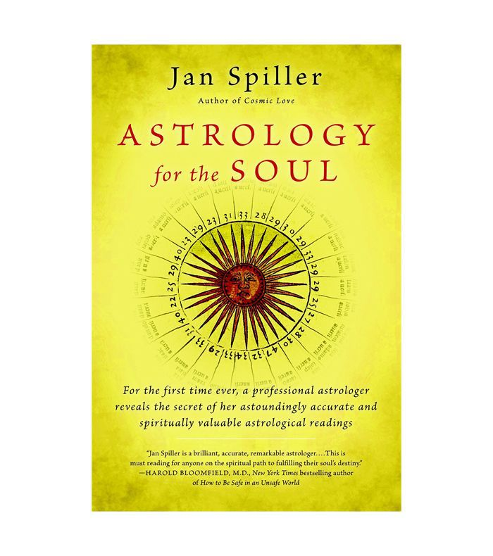 Best Books About Astrology Jan Spiller Astrology for the Soul