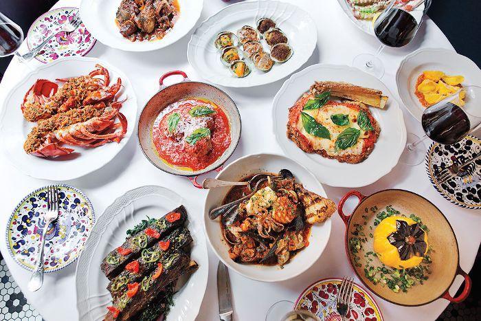 Los mejores restaurantes de Nueva York - Carbone