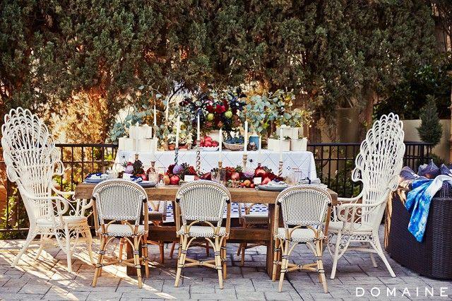 backyard dinner party ideas