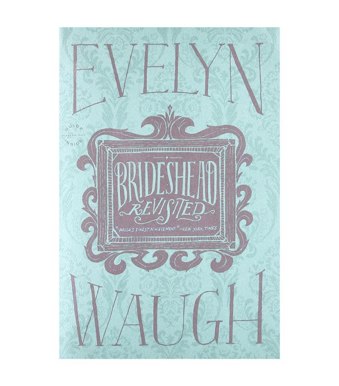 Evelyn Waugh Brideshead Revisited Best Books for Long Flights