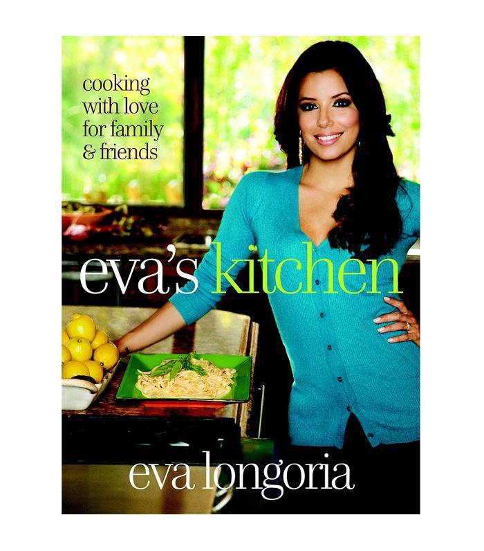 Eva Longoria and Marah Stets Eva's Kitchen