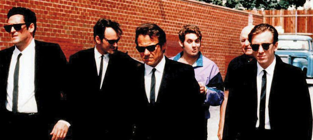 best 90s movies - reservoir dogs