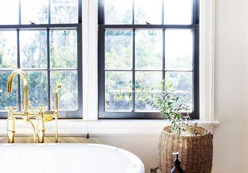Elementos esenciales del baño de visitas