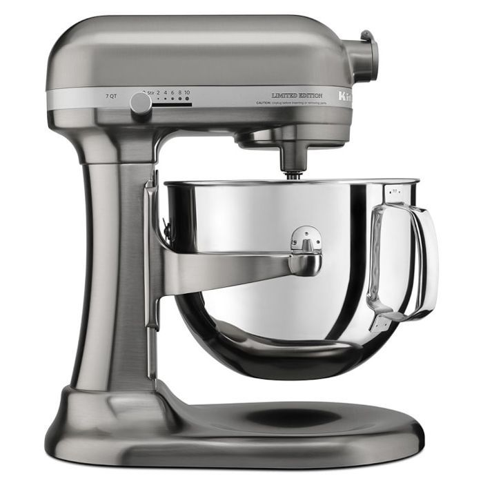 KitchenAid(R) Pro Line(R) Brushed Nickel Stand Mixer