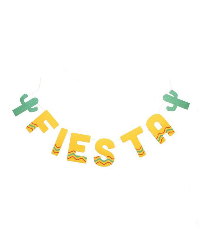 Witty Bash Fiesta Banner First Birthday Party Tips