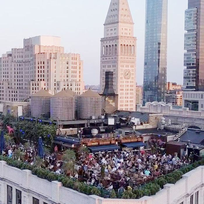 Trust Us: These Are Best Rooftop Bars in NYC