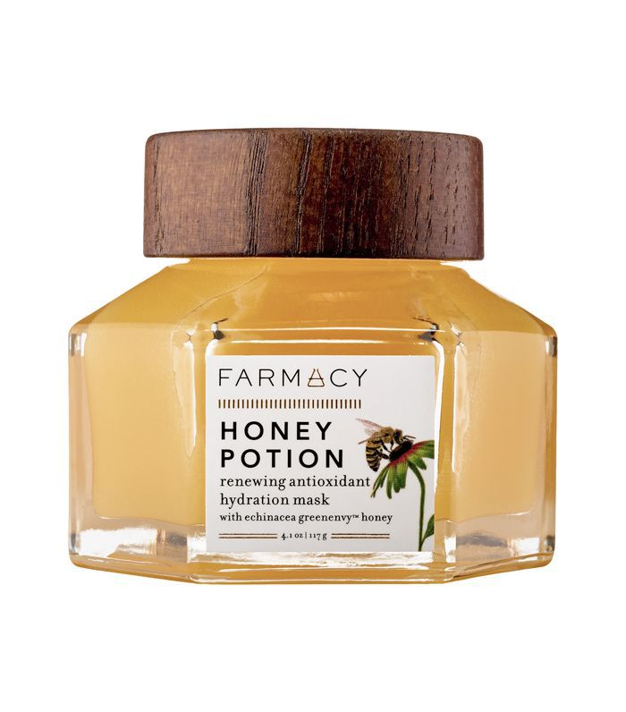 Honey Potion Renewing Antioxidant Hydration Mask with Echinacea GreenEnvy™ 4.1 oz/ 117 g