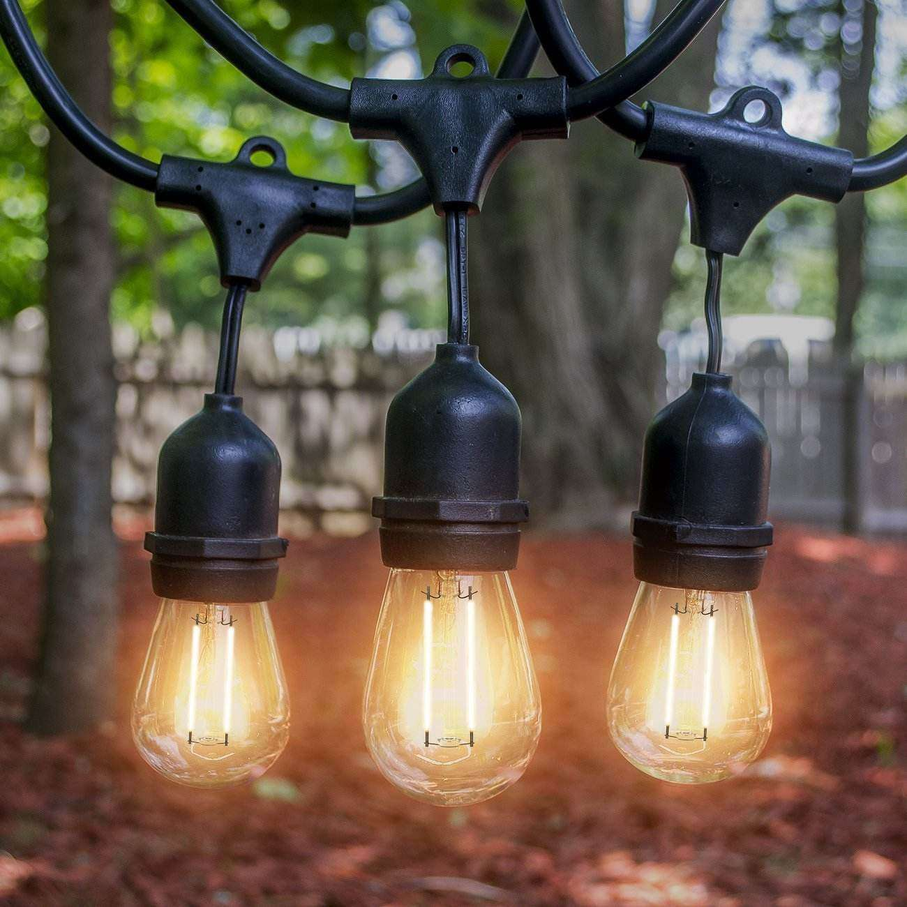 Solatec Commercial LED String Lights