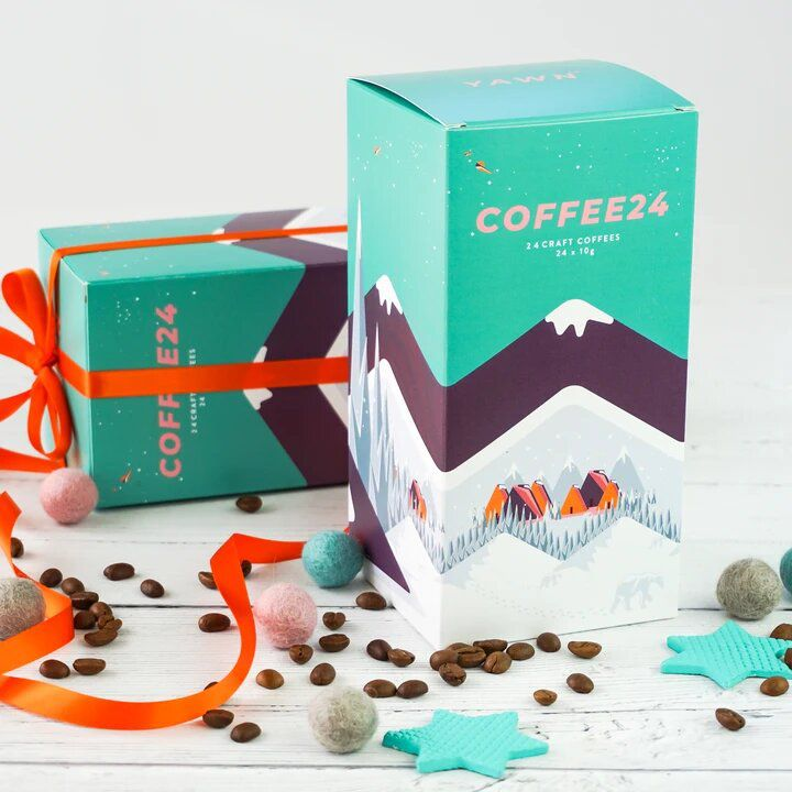 Yawn Coffee 24 Christmas Countdown Selection