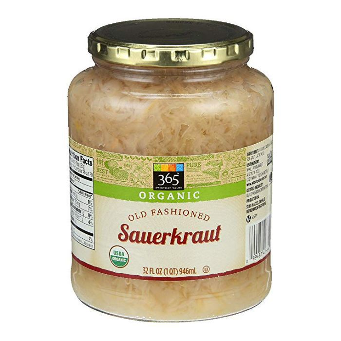365 Everyday Value Organic Sauerkraut
