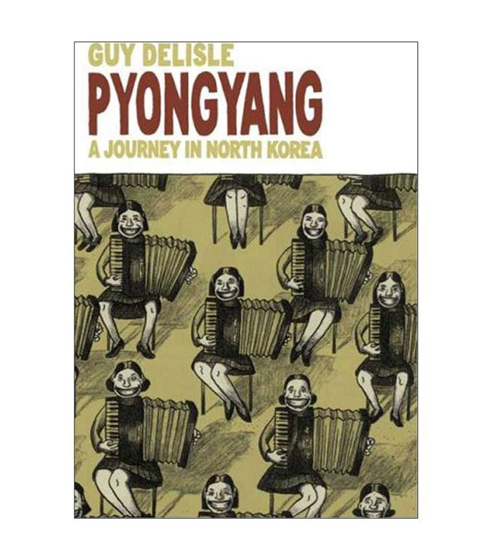 Pyongyang: A Journey in North Korea Best Adventure Books