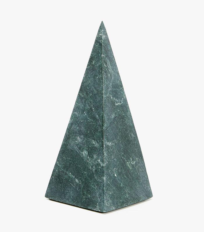 Zara Home Decorative Marble Pyramid