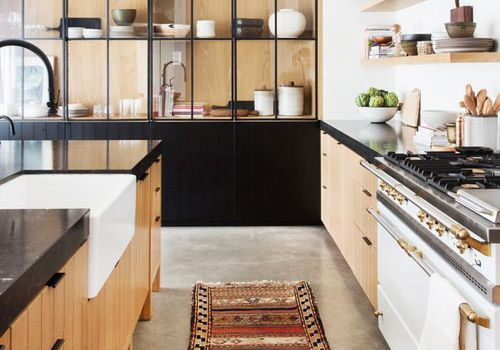 Area Rugs For The Kitchen