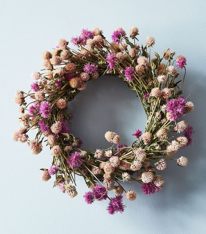 Creekside Farms Gomphrena Wreath