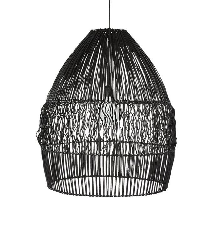 archer black pendant light