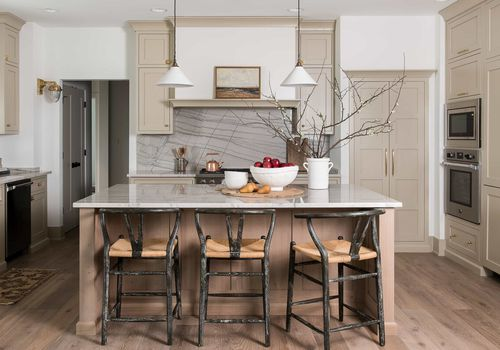 natural kitchen design