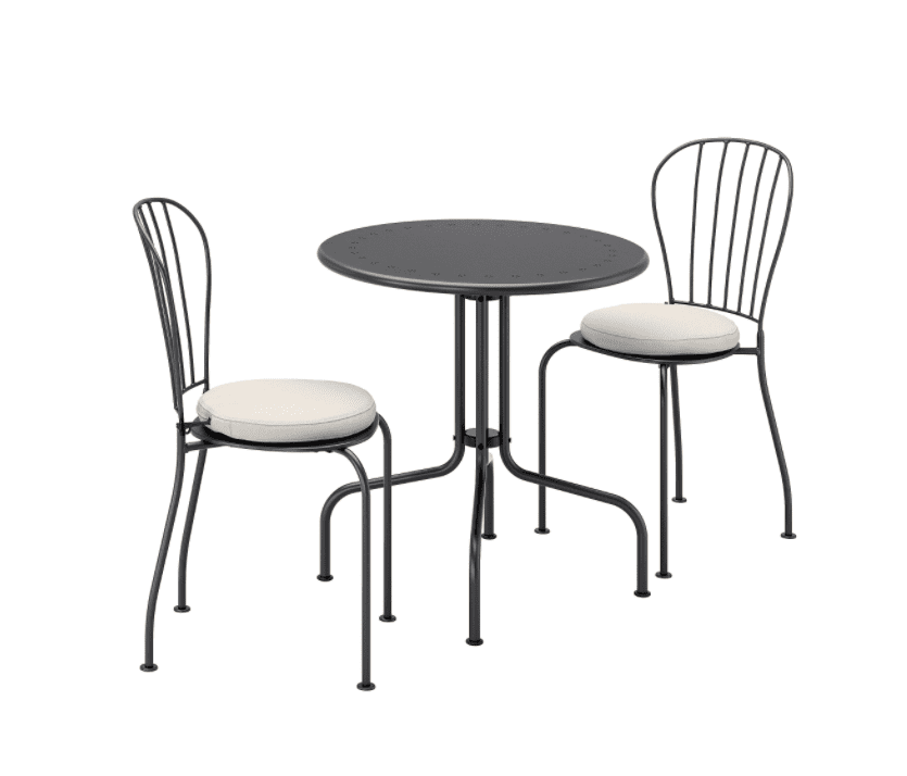 LÄCKÖ Table and Chairs