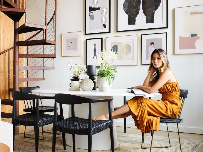 Take a Tour of Actress Jamie Chung's Atlanta Home Old Clic Home Furniture on old home electronics, old home buildings, old home computers, old home walls, old home cabinets, old home games, old home office, old home wine cellars, old home materials, old home cell phones, old home boiler, old home security systems, old home design, old home decorations, old home security panels, old home interiors, old home hotels, old home clothing, old home bathroom, old home decor,