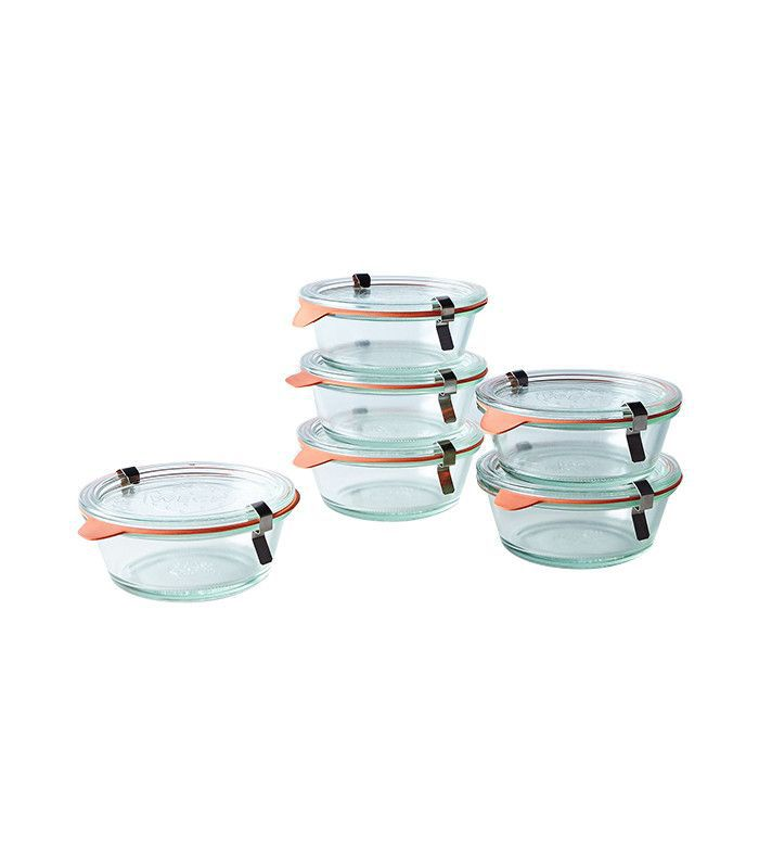 Mountain Feed and Farm Supply Clamped Weck Bowls