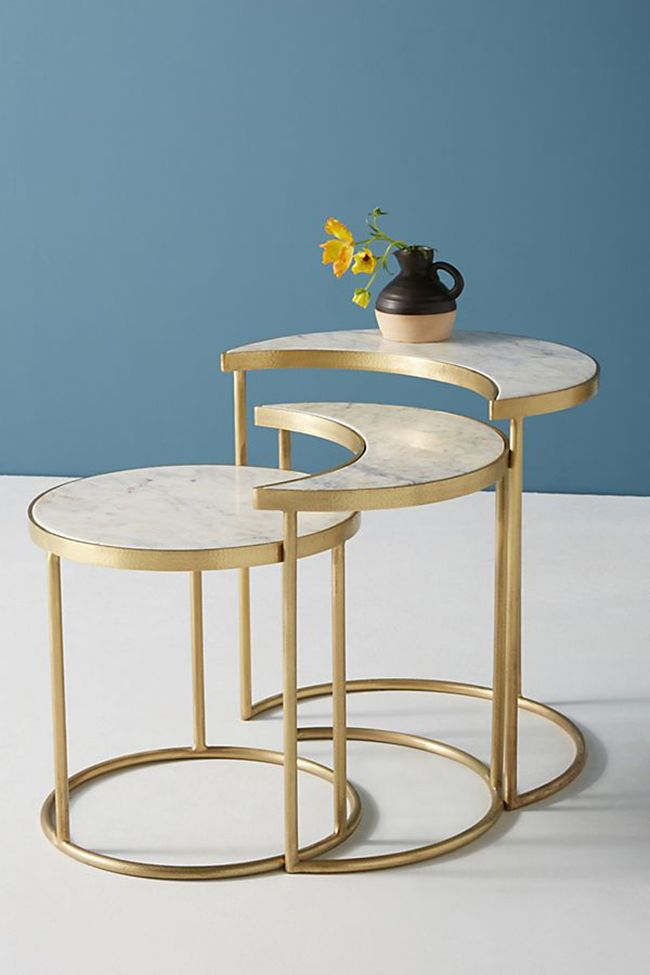 celestial nesting tables