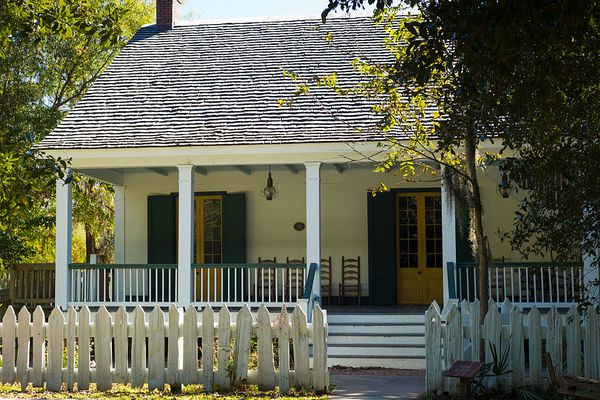 Acadian Style Home