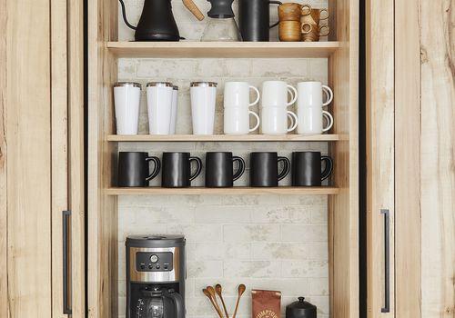 at home coffee bar ideas
