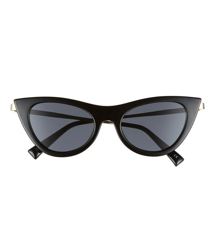 Enchantress 49Mm Retro Sunglasses - Black