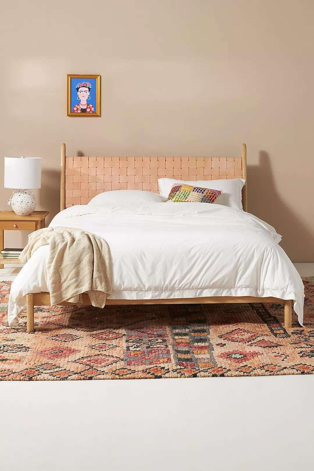Cove Bed Blush