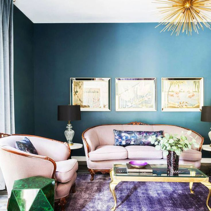 The 13 Best Teal Paint Colors To Add