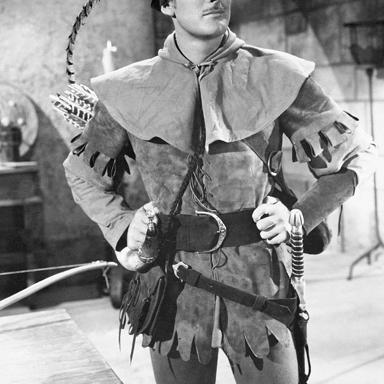 best black and white movies - the adventures of robin hood